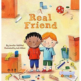 Real Friend by Wolfthal & Jennifer