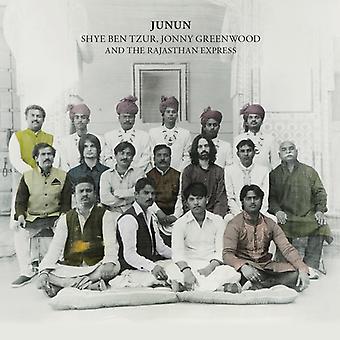 Junun - Shye Ben Tzur Jonny Greenwood & the R [CD] USA import