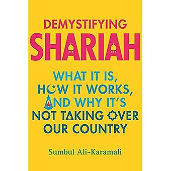 Demystifying Shariah: What It Is, How It Works, and Why It's Not Taking Over Our Country