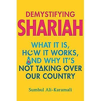 Afmystificere Shariah: Hvad det er, hvordan det virker, og hvorfor det & apos,s ikke overtage vores land