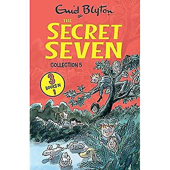 The Secret Seven Collection� 5: Books 13-15 (Secret Seven Collections and Gift books)