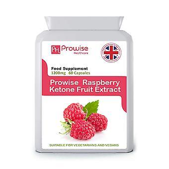 Raspberry Ketones Super Strength 60 Capsules