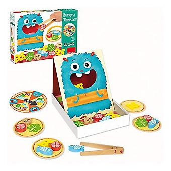Skill Game for Babies Hungry Monster Diset (3+ years)