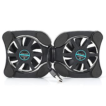 Collapsible Heat Dissipation Fan Laptop Small Portable Radiator Cooling Pad