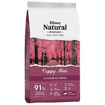 Dibaq Natural Moments Puppy Mini (Dogs, Food, Feed)