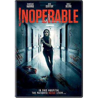 Inoperable [DVD] USA import