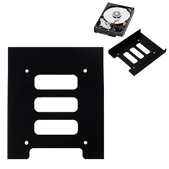2.5 Inch Ssd Hdd To 3.5 Inch Metal Mounting Adapter Bracket Dock Hard Drive