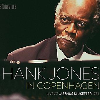Hank Jones - Live at Jazzhaus Slukefter [CD] USA import