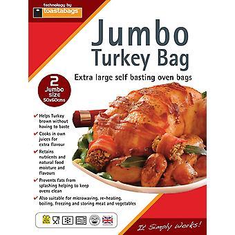 Jumbo Turkey Roasting Bags 2 Pack