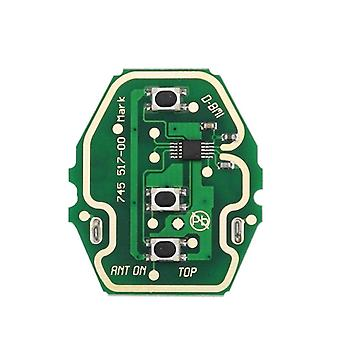 Chip Keyless Entry Transmitter