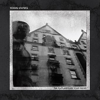 Young Statues - Flatlands Are Your Friend [CD] USA import