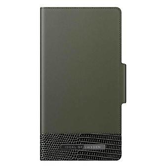 iDeal of Sweden iPhone 12 Pro Max Unity Wallet - Metal Woods