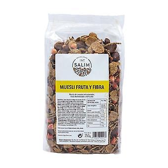 Fruit and Fiber Muesli 250 g
