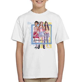 Holly Hobbie Du kan gøre det umulige muligt Kid's T-shirt