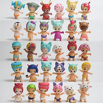 Mini Angel Baby Doll Anime Cosplay Pvc Action Figures Modello collezionabile