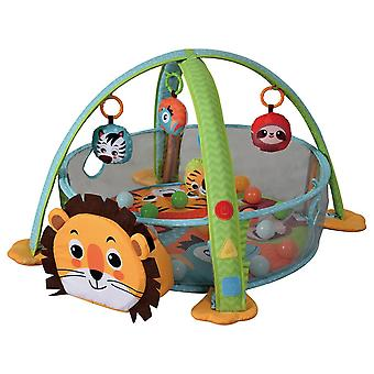 Ladida Babygym Light and Musical Ball Pit