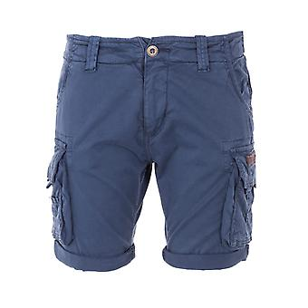 Alpha Industries Crew Shorts - Navy
