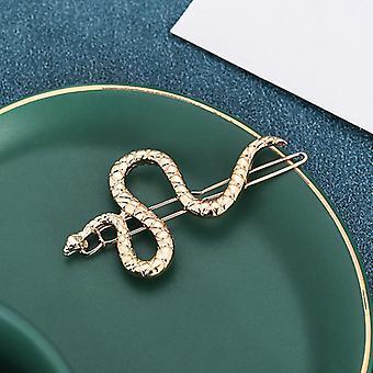 Hadí vlasový špendlík ve tvaru S 3ks
