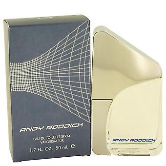 Andy Roddick Eau De Toilette Spray av Parlux 1.7 oz Eau De Toilette Spray