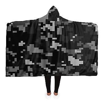 Camofludge hooded blanketvz41665
