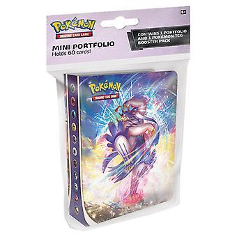 Pokémon TCG: Sword & Shield - Battle Styles - Mini Portfolio With Booster
