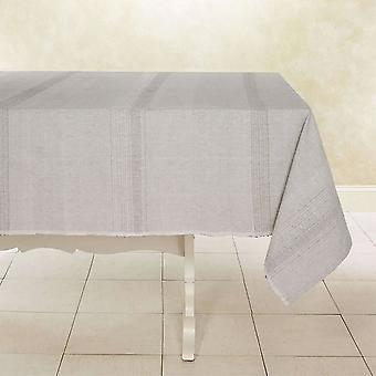Spura Home Hand Made Indian Oriental Sea Salt Cotton TableCloth 5'x7'
