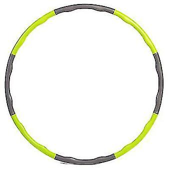 Foam Hula Hoop, Ćwiczenie w talii, Brzuch, Dorosły Odpinany Pierścień fitness Hula Hoop