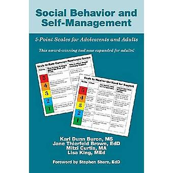 Sosiaalinen käyttäytyminen ja itsensä johtaminen - 5-pistevaa'at nuorille a