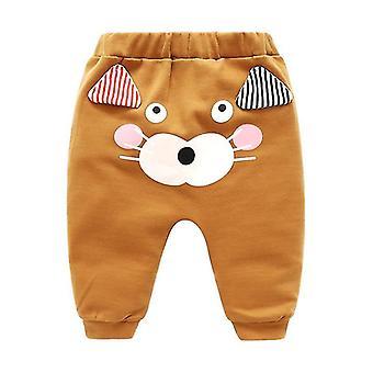 Cartoon Design, Full Length Newborn Baby Pants (set-1)