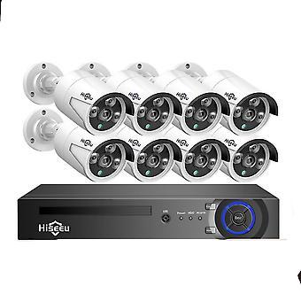 Sicherheitskamera-System-Kit