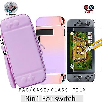 Hard Travel Protective Storage Bag, Nintendo Switch Console Case, Game