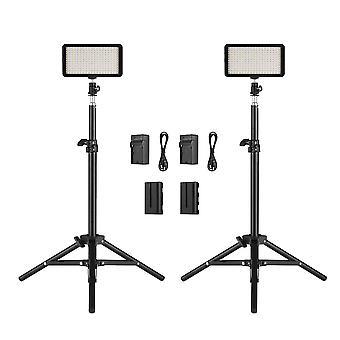 ildc デジタルカメラ用の Led ビデオ ライト キット