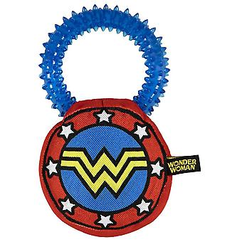 For Fan Pets Wonder Woman Dog Teether (Dogs , Toys & Sport , Chew Toys)