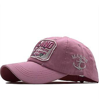 100% Cotton Baseball Cap Hat Men