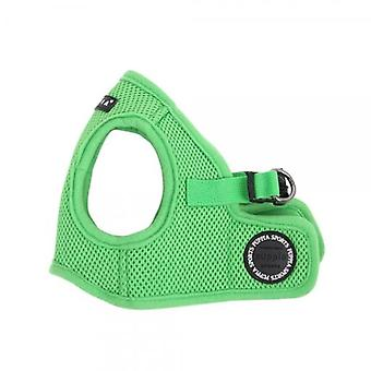 Puppia Soft Vest Harness B Green (Dogs , Collars, Leads and Harnesses , Harnesses)
