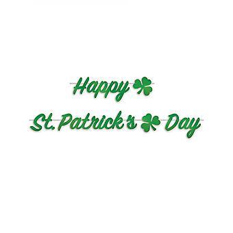 Guirlande happy St Patrick's day 2 m