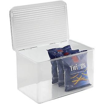 HanFei Aufbewahrungsbox mit Deckel & die praktische Vorratsdose und Frischhaltebox,