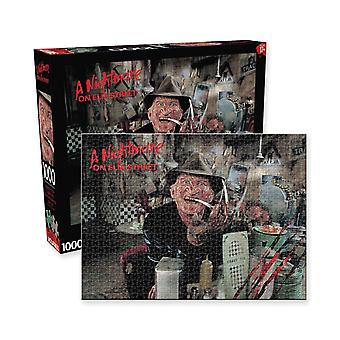 A nightmare on elm street 1000pc puzzle