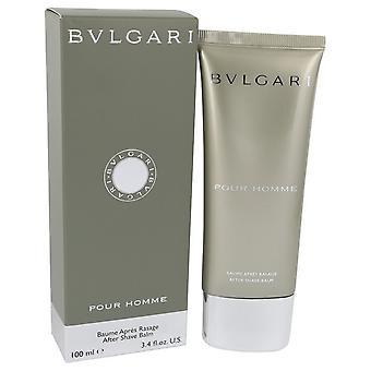 BVLGARI av Bvlgari After Shave Balm 3,4 oz