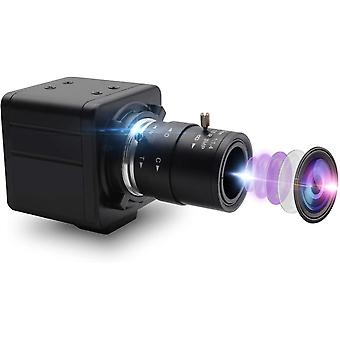 FengChun 5MP Webcam 2,8-12 mm Varioobjektiv USB-Kamera HD 2592X1944 15fps USB mit Kamera Aptina