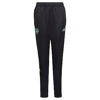 adidas Arsenal Track Pants 2021 2022 Junior