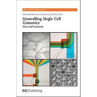Optrævling enkelt celle genomik