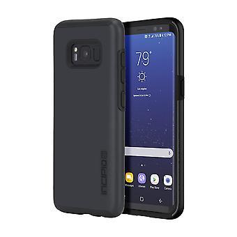 Incipio Dualpro Case för Samsung Galaxy S8 Plus - Iriserande svart / svart