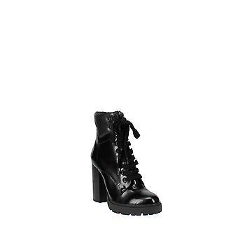 Aqua | Laker Stacked Heel Hiker Boots