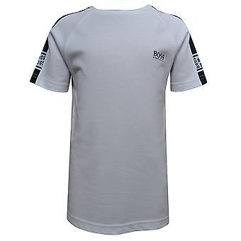Hugo Boss Boys Hugo Boss Boys weiße slim Fit T-shirt