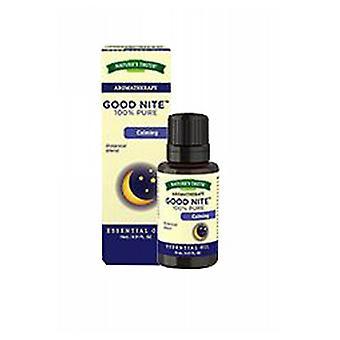 Nature's Truth Essential Oil, Good Nite .51 Oz