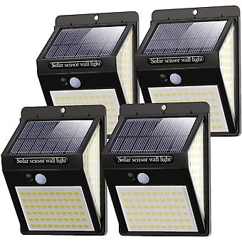140led Solar Security Outdoor Lights