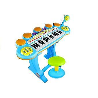Toy Piano - mit Keyboard und Schlagzeug