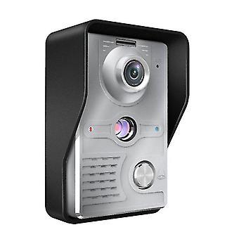 Accessori per citofono cablato videocitofono visivo sistema citofono campanello monitor kit telecamera