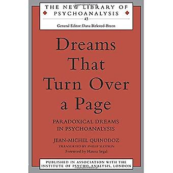 Dreams That Turn over a Page